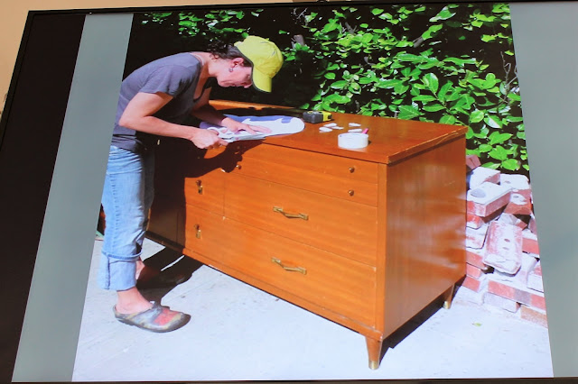 make a dresser into a sink