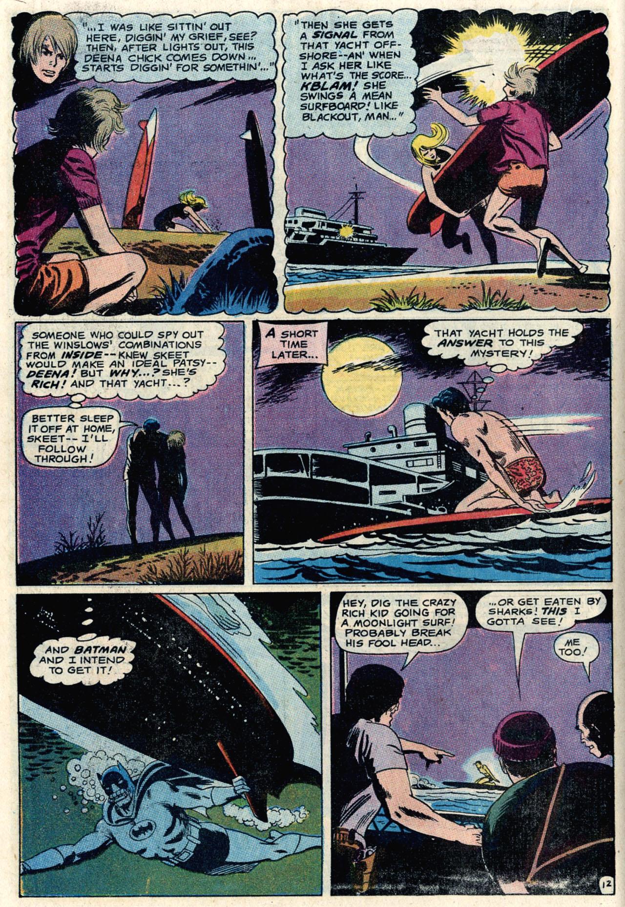 Detective Comics (1937) 393 Page 13