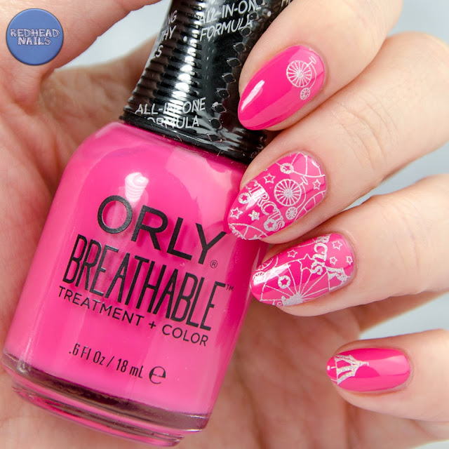 "Orly Breathable ""Pep In Your Step"""