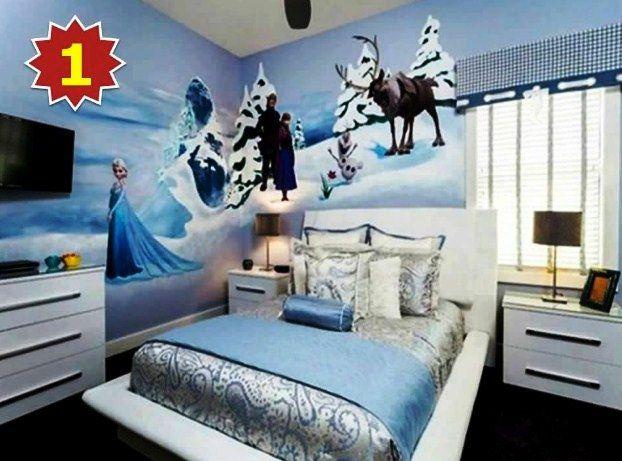 8400 Gambar Desain Kamar Frozen Paling Keren Untuk Di Contoh