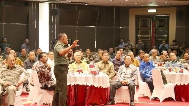 Terkait Senjata Ilegal, Jendral Gatot: Kami Akan Serbu Jika Tetap Memasukkan