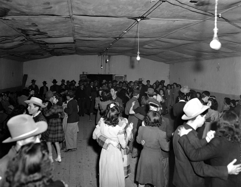 New mexico taos county penasco - A Dance Pe Asco New Mexico 1943