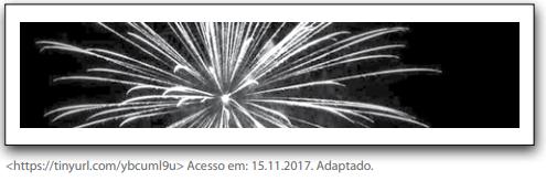Fogos de artifício - O lado bom da Química