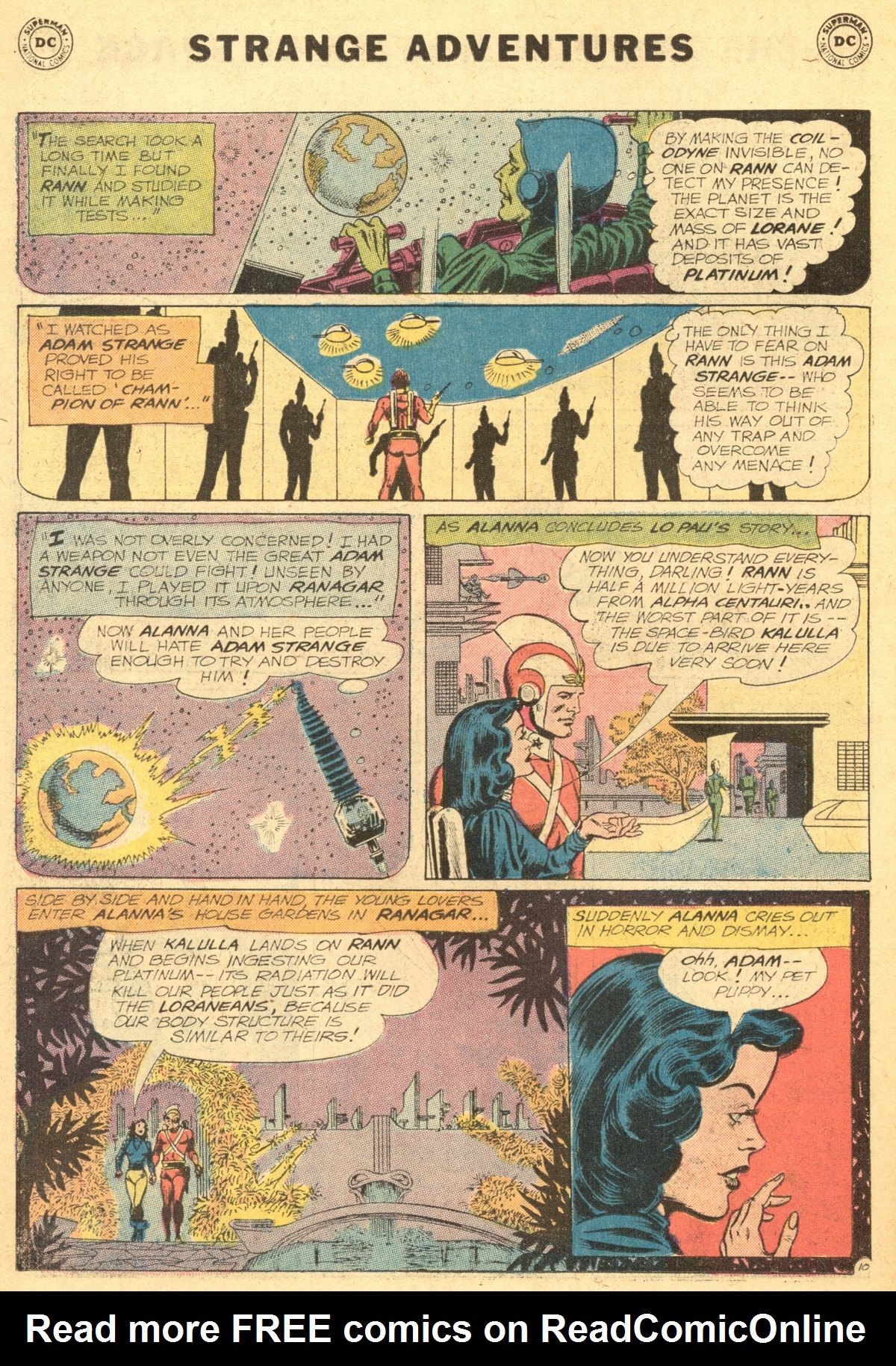 Strange Adventures (1950) issue 243 - Page 14