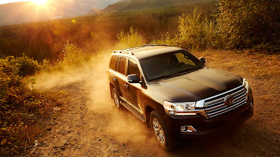 Toyota Land Cruiser 2018 Review, Specification, Price