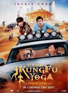Kung Fu Yoga 2017 Hindi Dubbed DVD Scr 500MB