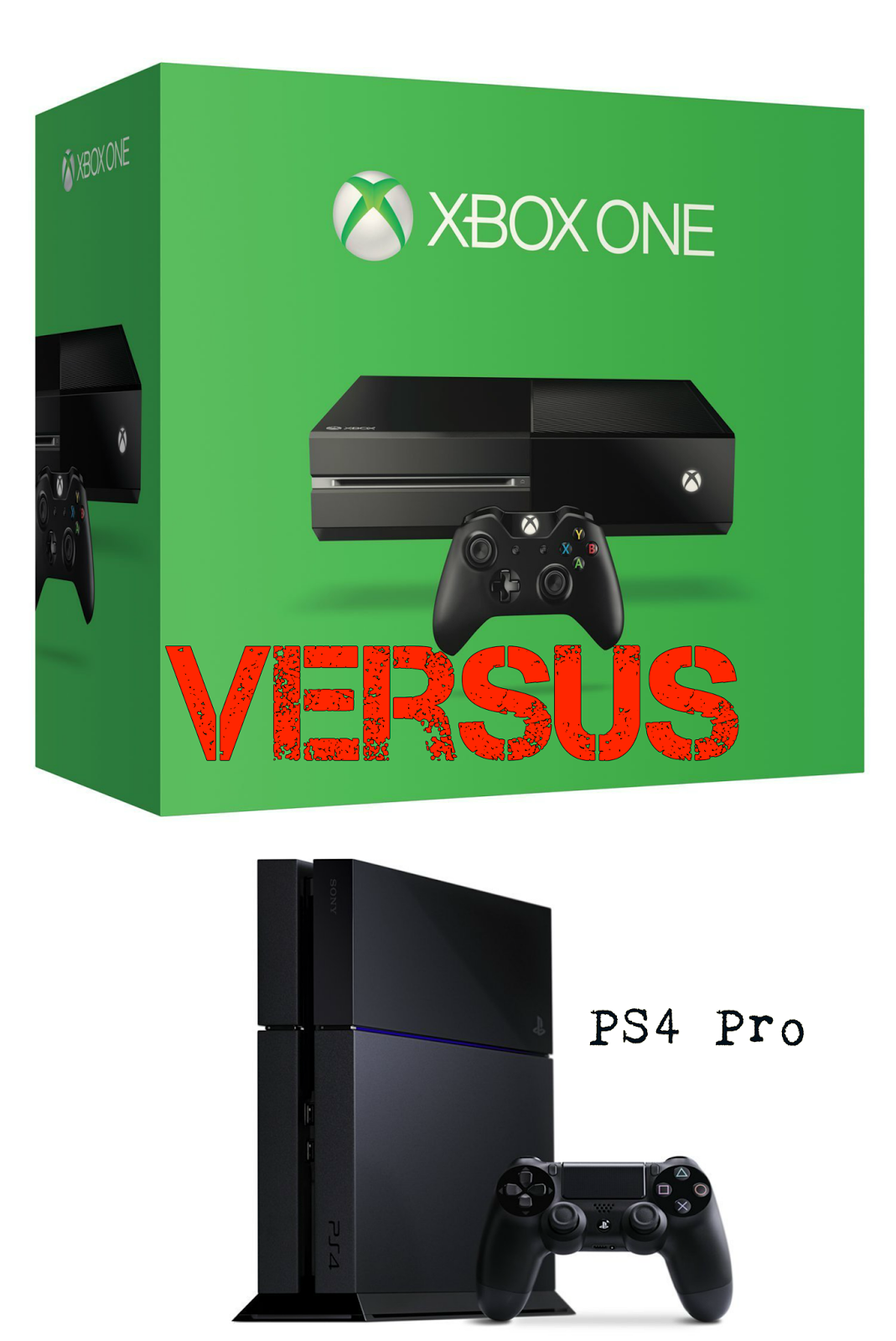 Xbox One Vs Ps4 : Ps vs xbox one which is the better option