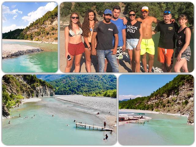 Άρτα: Στις παραλίες της Κοιλάδας του Αχελώου και η Έλενα Παπαρίζου