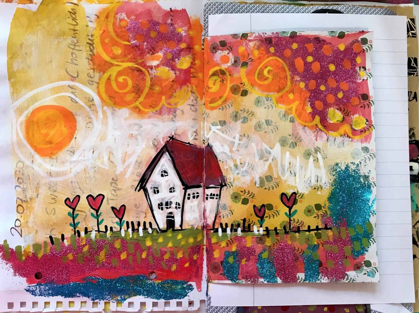 Junk journal workshop