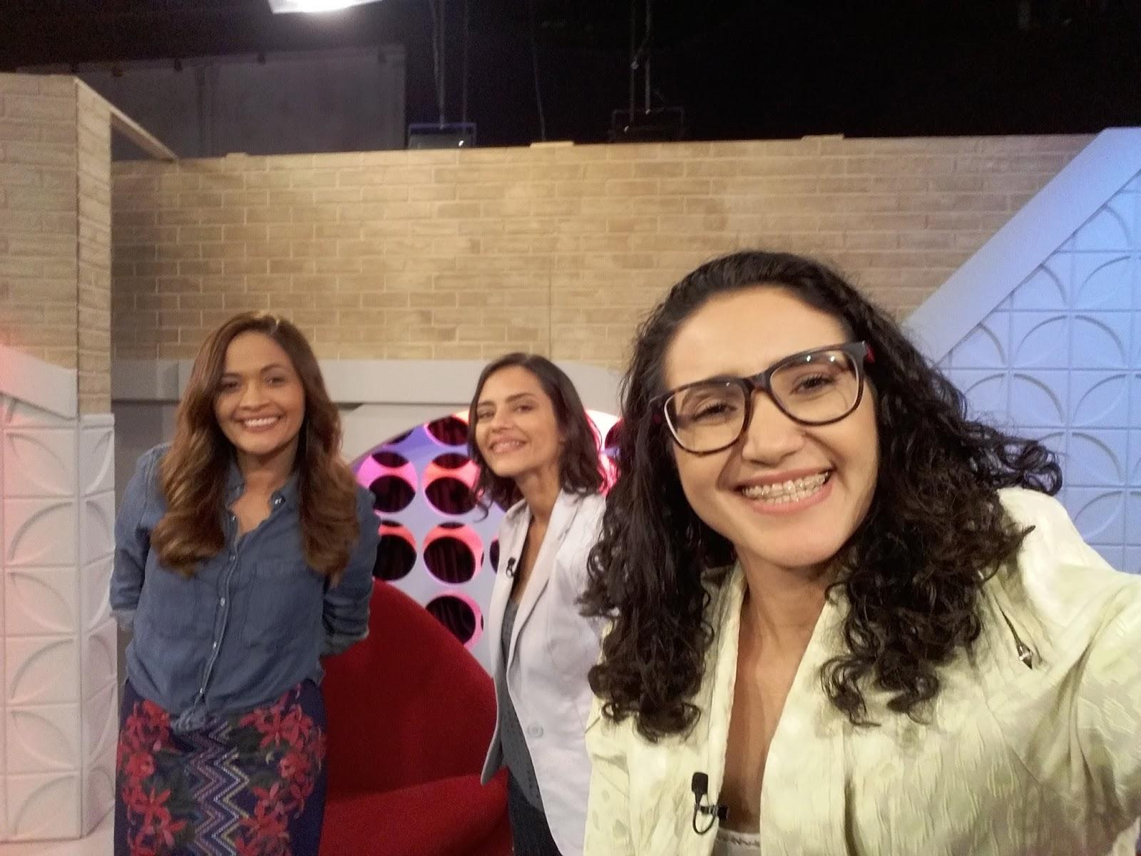 Eidiomara Carvalho: GRAVAÇÃO PROGRAMA SEM TABUS TV NOVO TEMPO