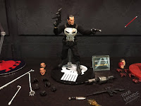 Toy Fair 2017 Mezco One:12 Collective Marvel Comics Punisher