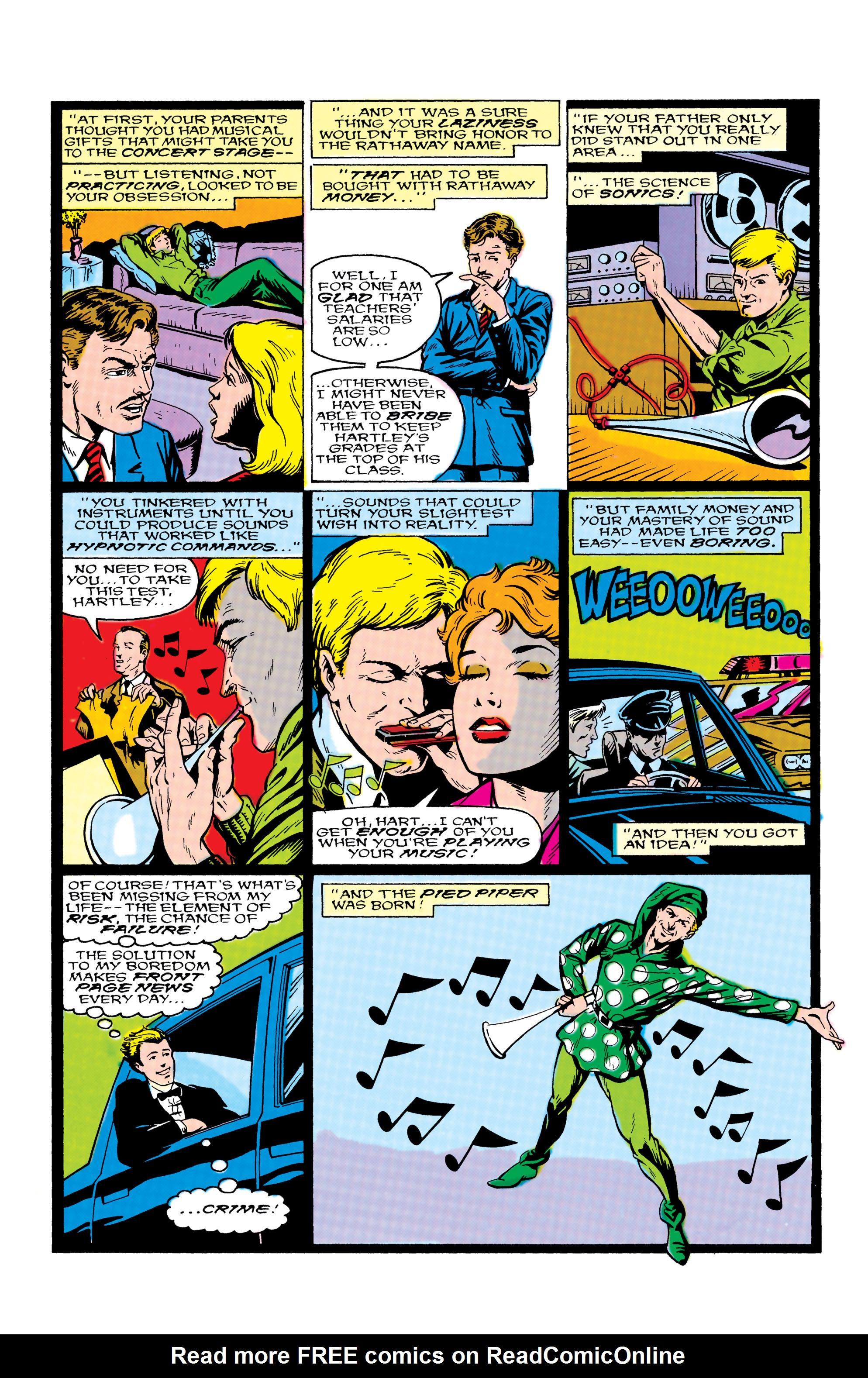 Read online Secret Origins (1986) comic -  Issue #41 - 15
