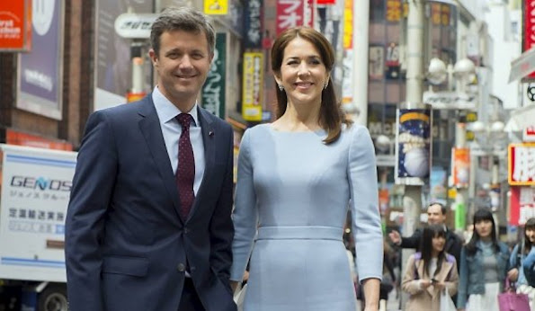 Crown Princess Mary of Denmark and Crown Prince Frederik of Denmark will visit Saudi Arabia and Qatar