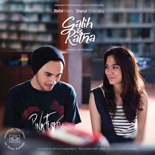 Lirik Lagu Galih dan Ratna - GAC (OST Galih & Ratna)