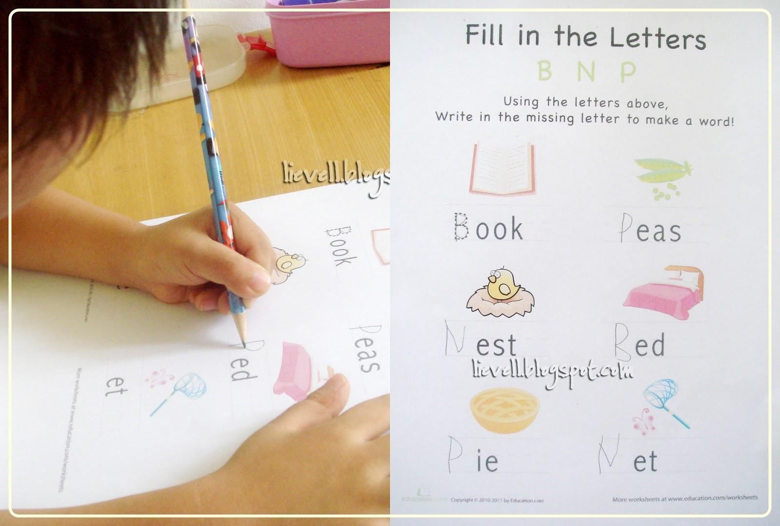 Preschool Letter O