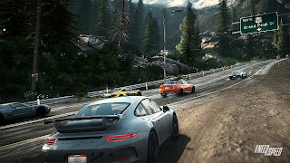 Need For Speed Rivals All Cars