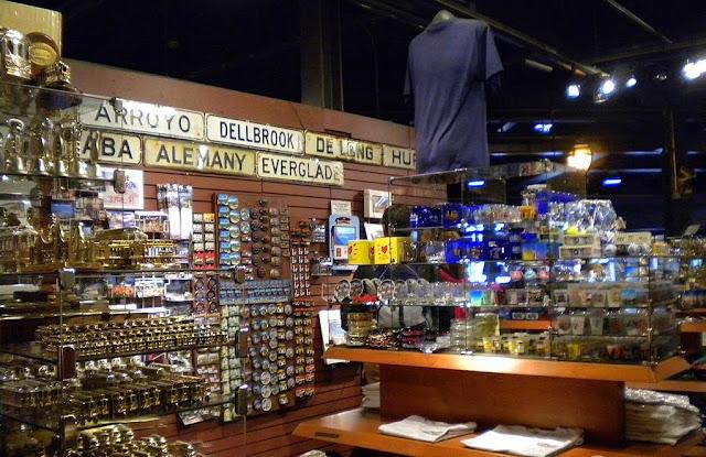 Loja de souvenirs no The Cable Car Museum San Francisco