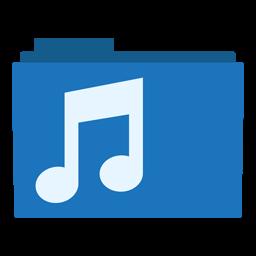 Music Logo Folder Icon Music Icon Music Songs Creativefolders