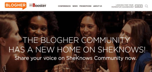 BlogHer - by women online