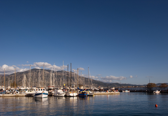 Kalamata Marina Messinia, Peloponnese, Greece