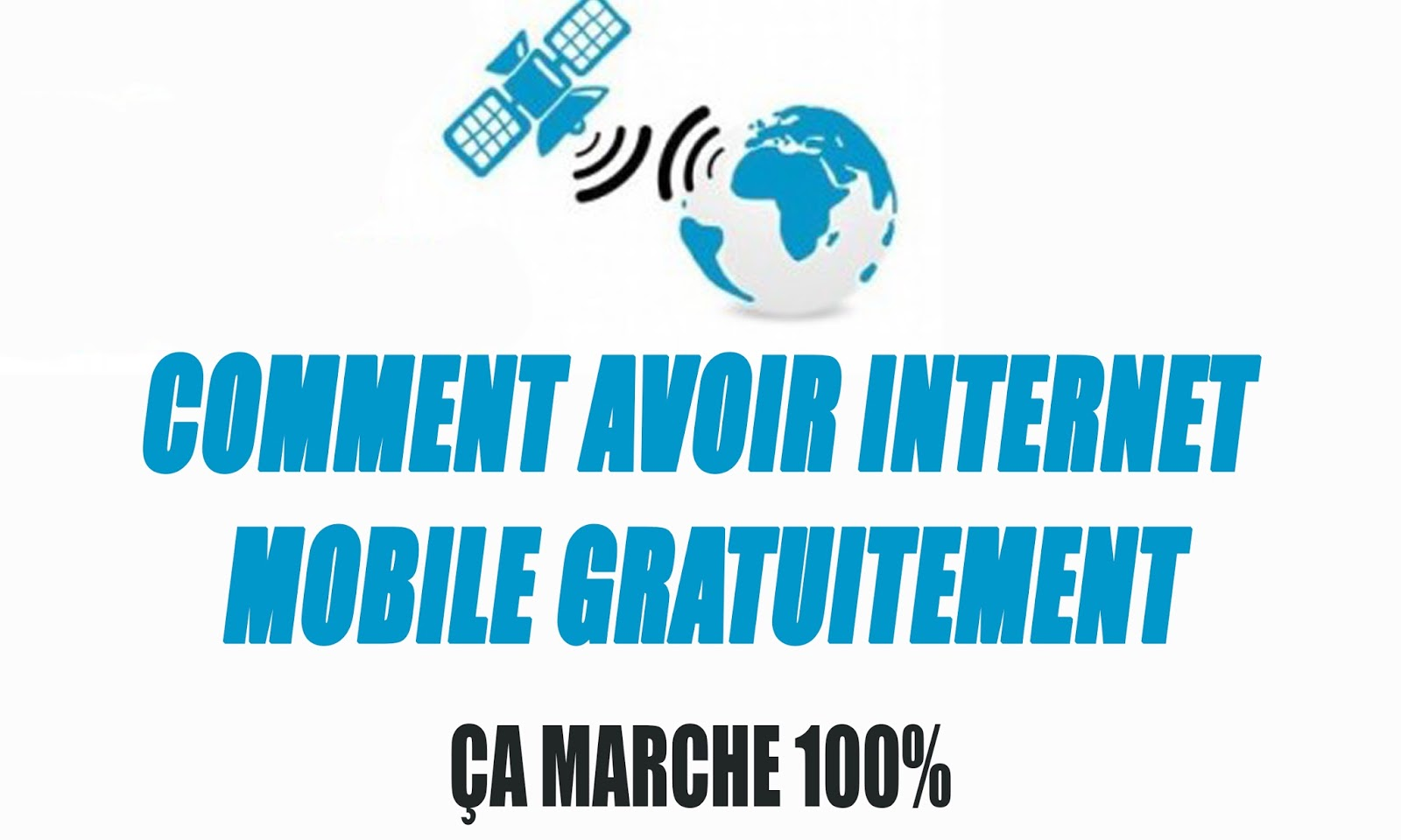 comment avoir la connexion internet gratuit 2017 2018 a marche 100 shmoney geek. Black Bedroom Furniture Sets. Home Design Ideas
