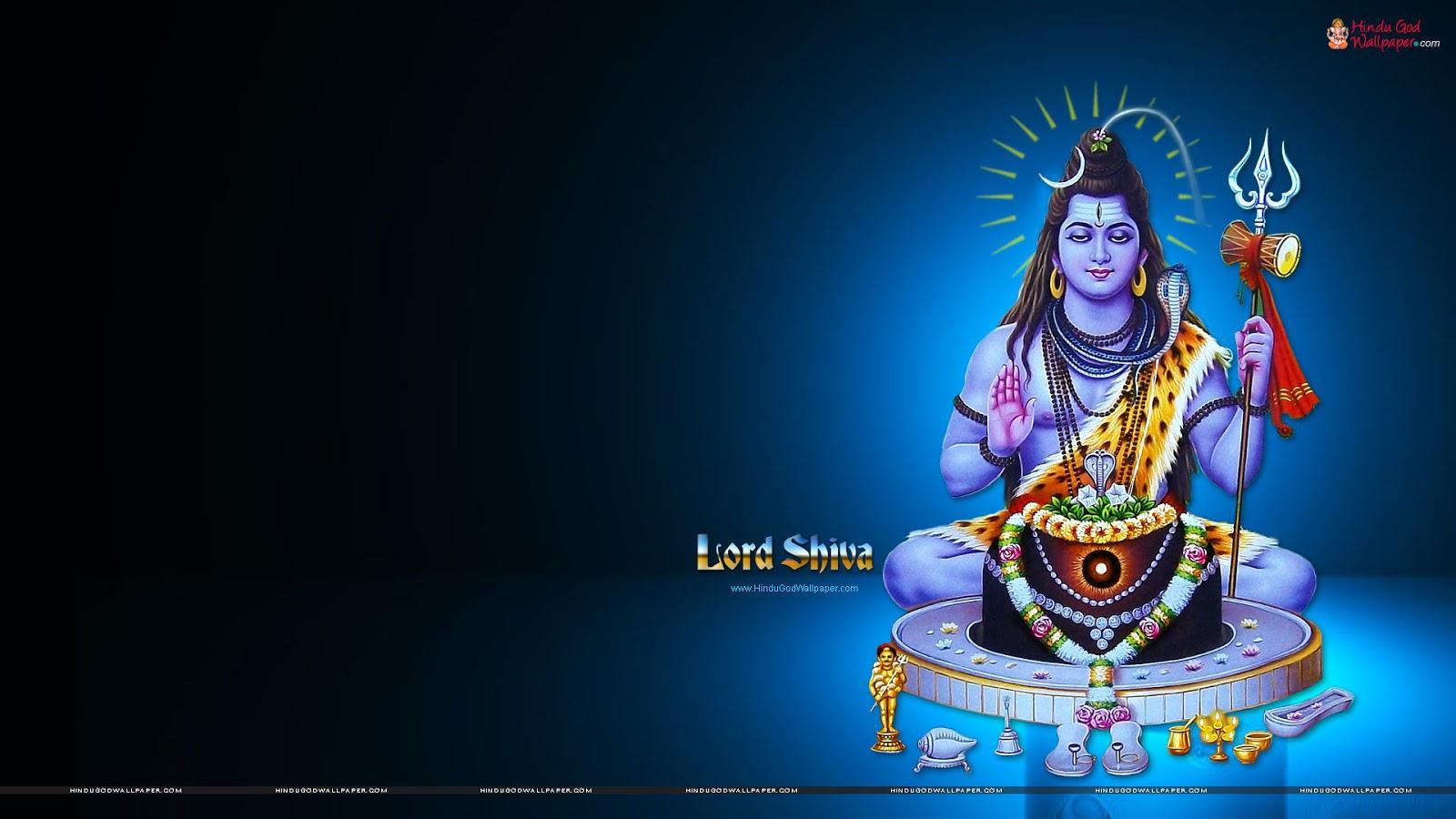 Shiva God photos
