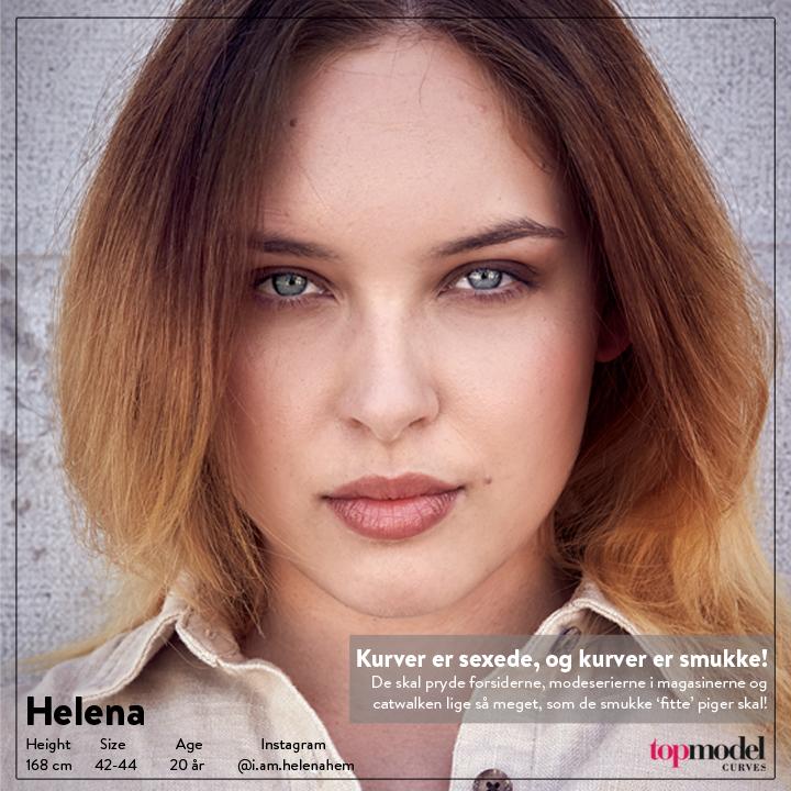 All Next Top Model Portafolio De Helena Thompson
