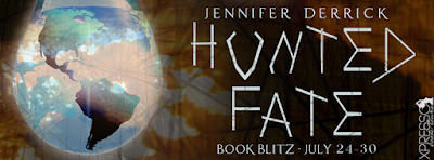 Excerpt: Hunted Fate by Jennifer Derrick