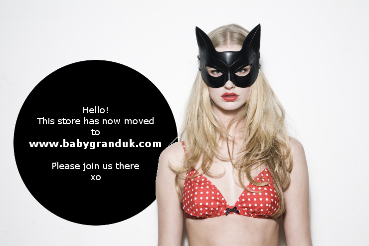 Baby Grand Lingerie shop and blog