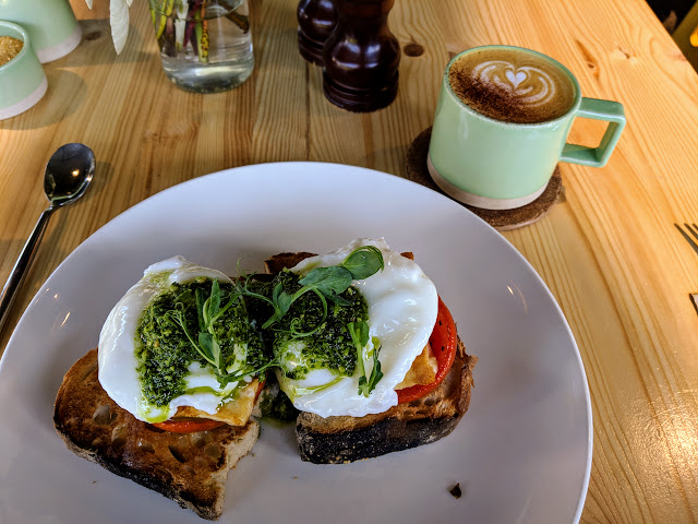 What to do in Cork City Ireland: Eat brunch at Good Deli Cafe in Nano Nagle Place