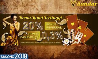 Rahasia Bermain Judi Sakong Online Di Vbandar.net