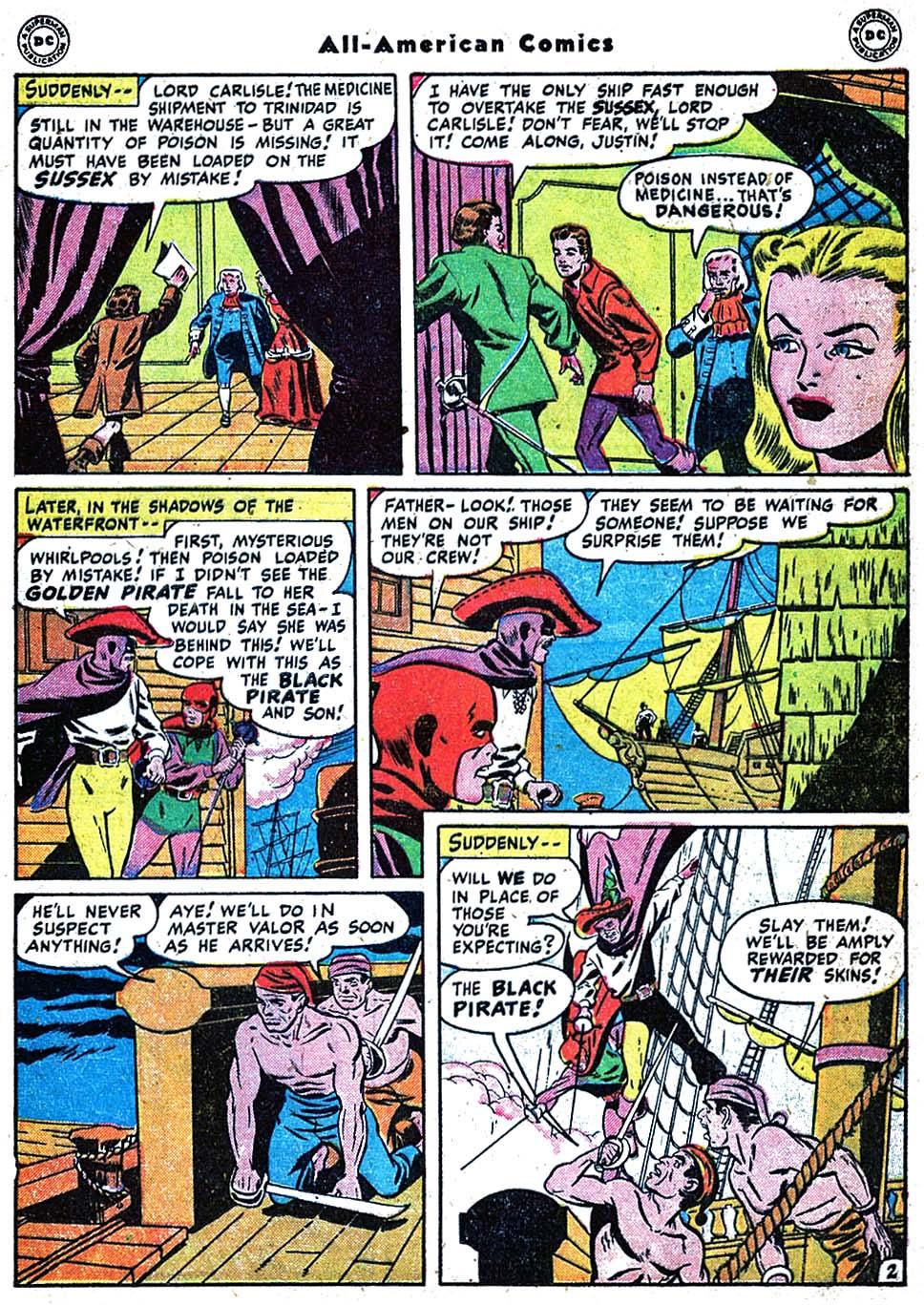 Read online All-American Comics (1939) comic -  Issue #95 - 23