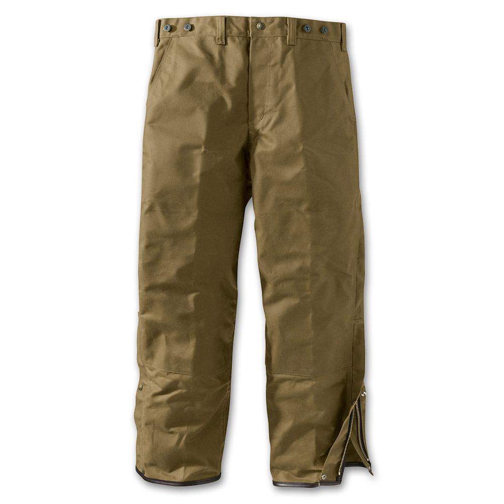 Filson single tin boot pants