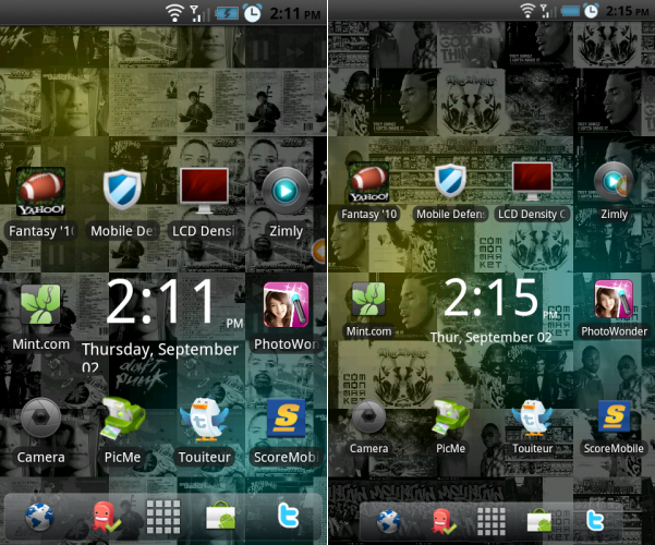5 beautiful Android live wallpapers that won't kill your battery ~ TechAllTop