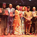 Tinubu, Ambode meet at Jim Ovia's book launch