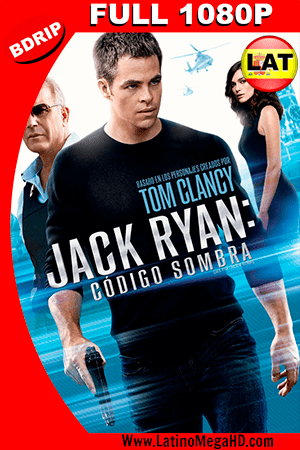 Código Sombra: Jack Ryan (2014) Latino FULL HD BDRIP 1080P ()
