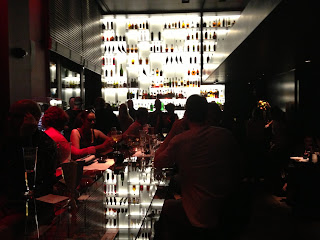 The cocktail bar at the Conservatorium Hotel in Amsterdam