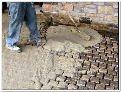 Grout For Patio Stones
