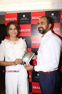 Bollywood Actress Bipasha Basu Unviels Health Nutrition Success Issue Pos  0011.JPG