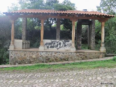 Lavadero comunitario en Atemajac de Brizuela