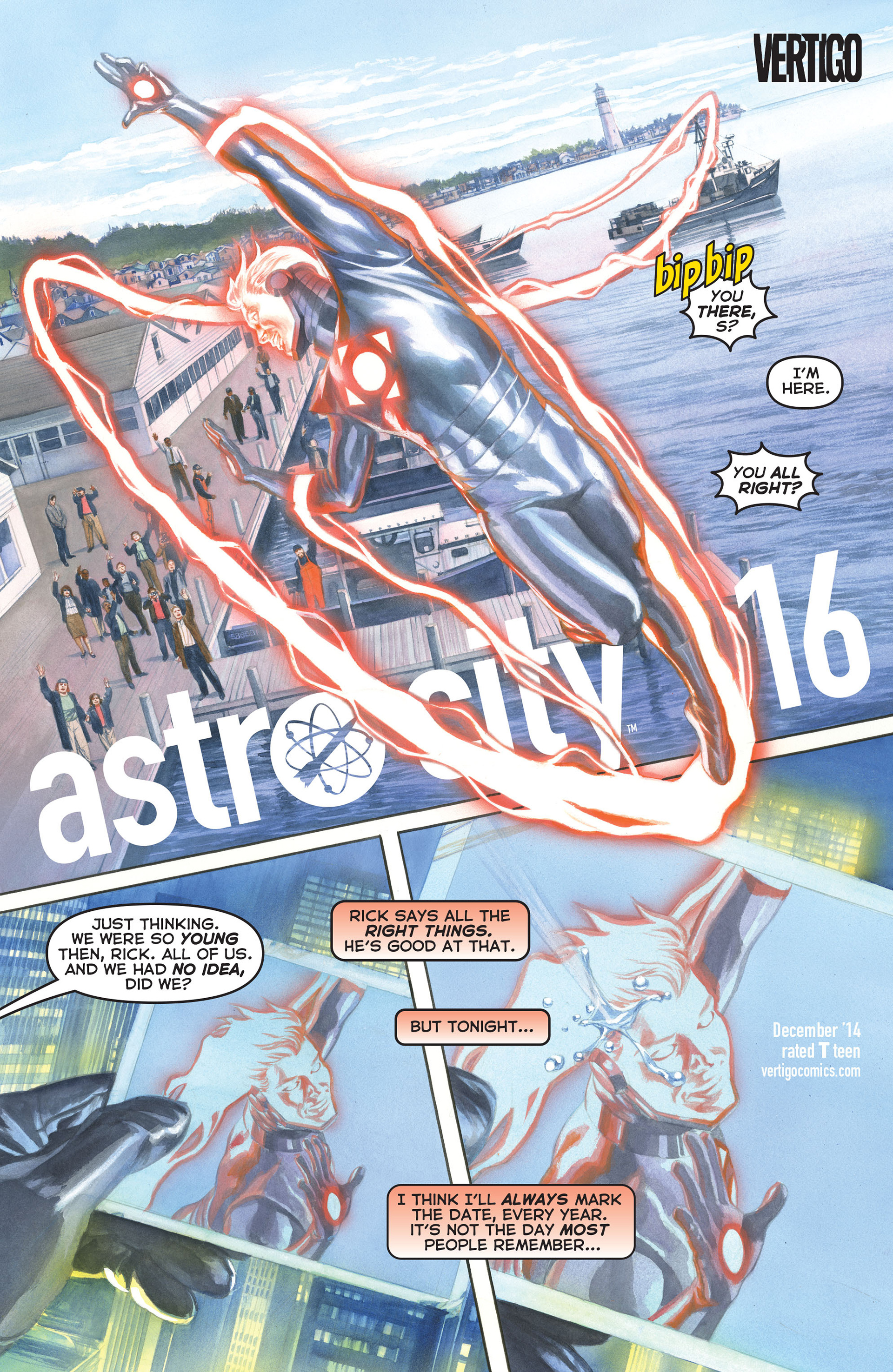 Read online Astro City comic -  Issue #16 - 1