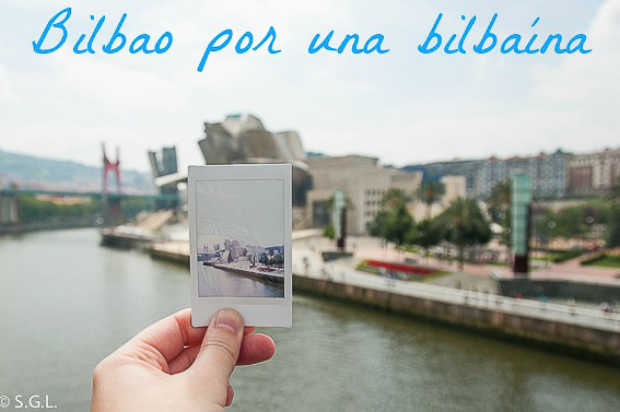 Museo Guggenheim en Bilbao por una bilbaina