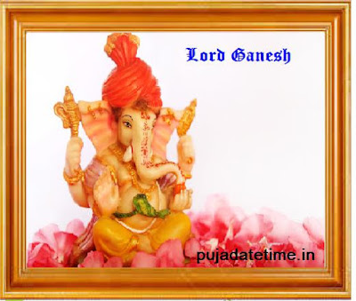 2018 Ganesh Chaturthi Puja Date & Timings