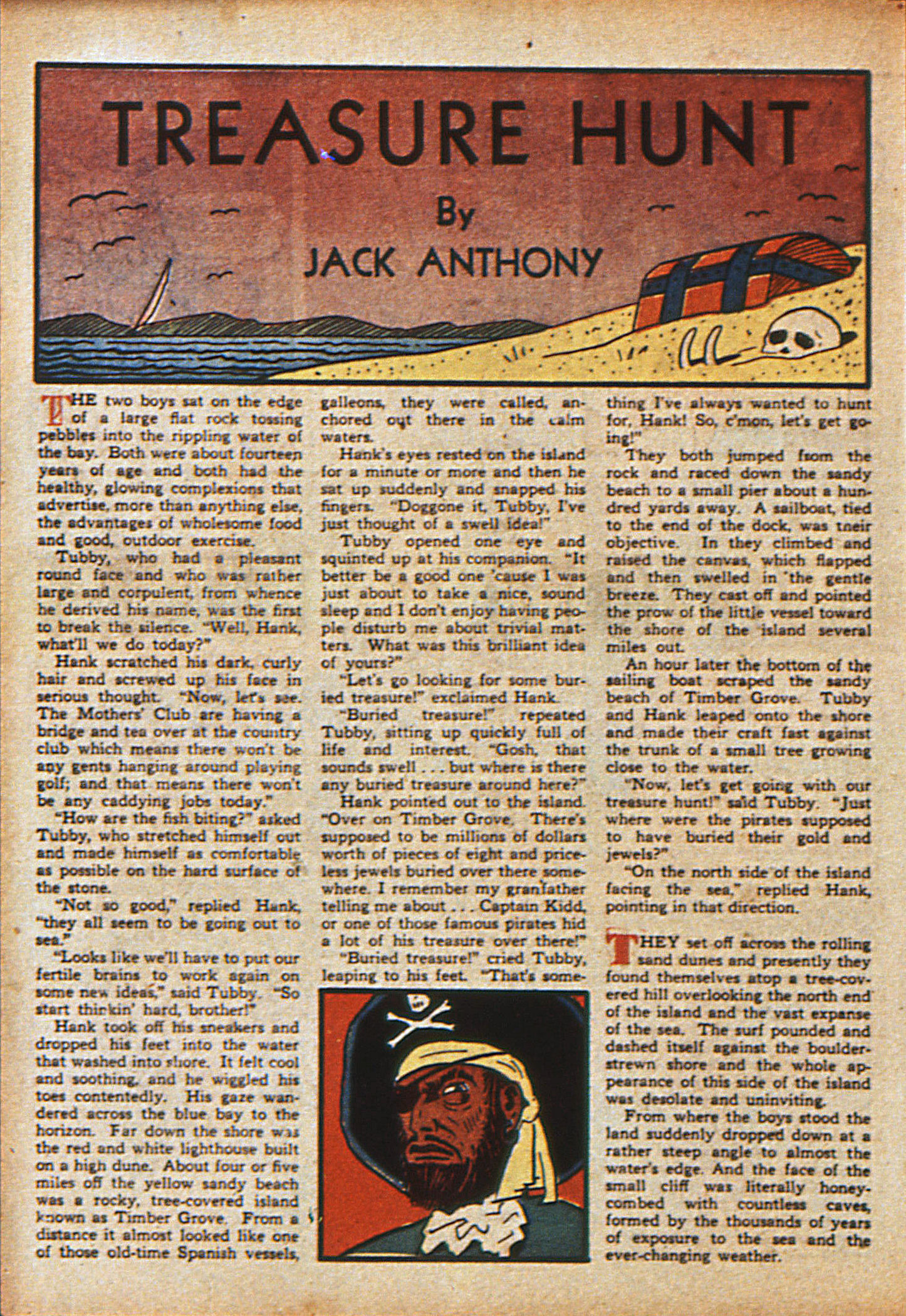 Read online Action Comics (1938) comic -  Issue #15 - 35