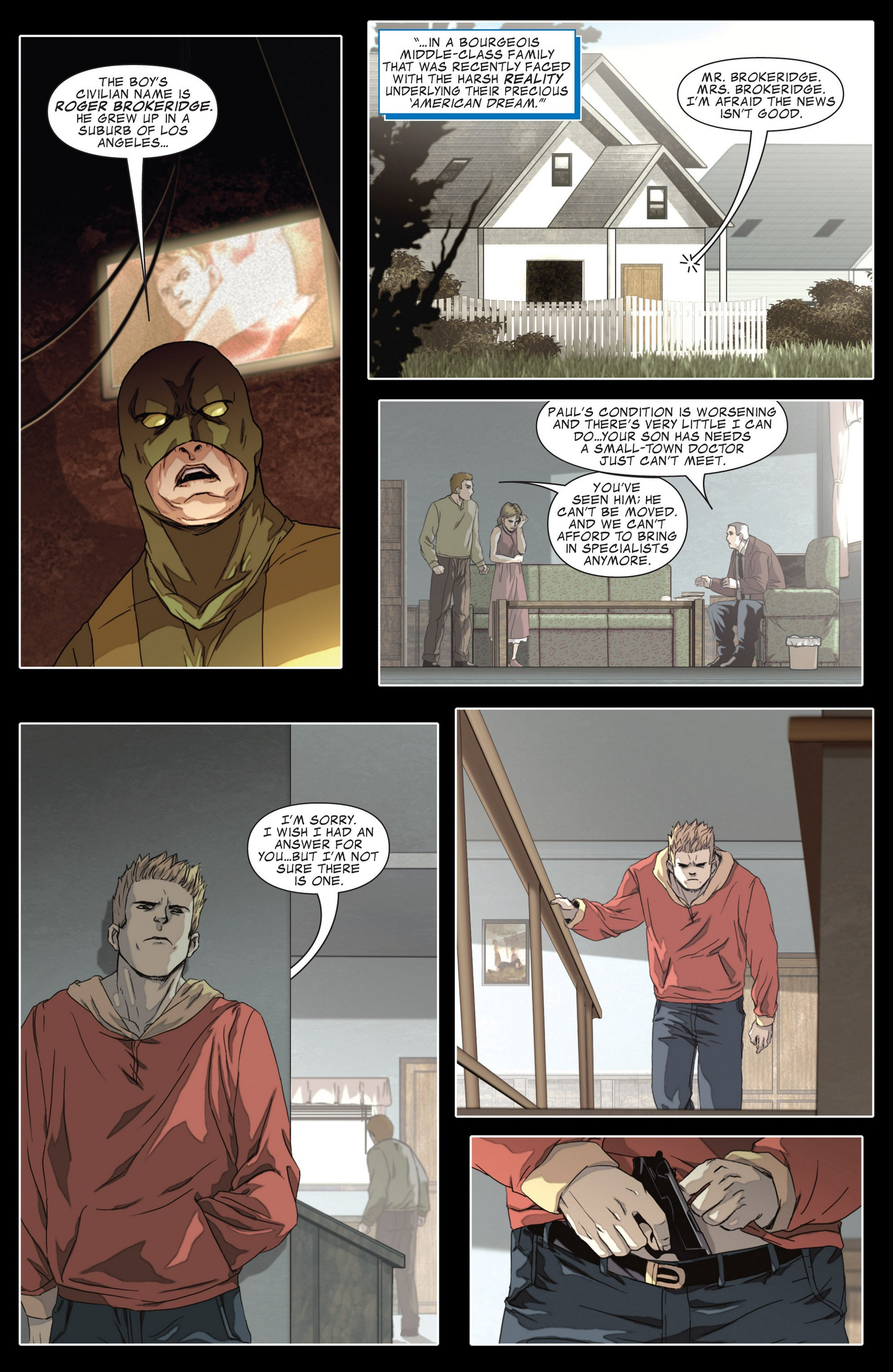 Read online Secret Invasion: The Infiltration comic -  Issue #4 - 18