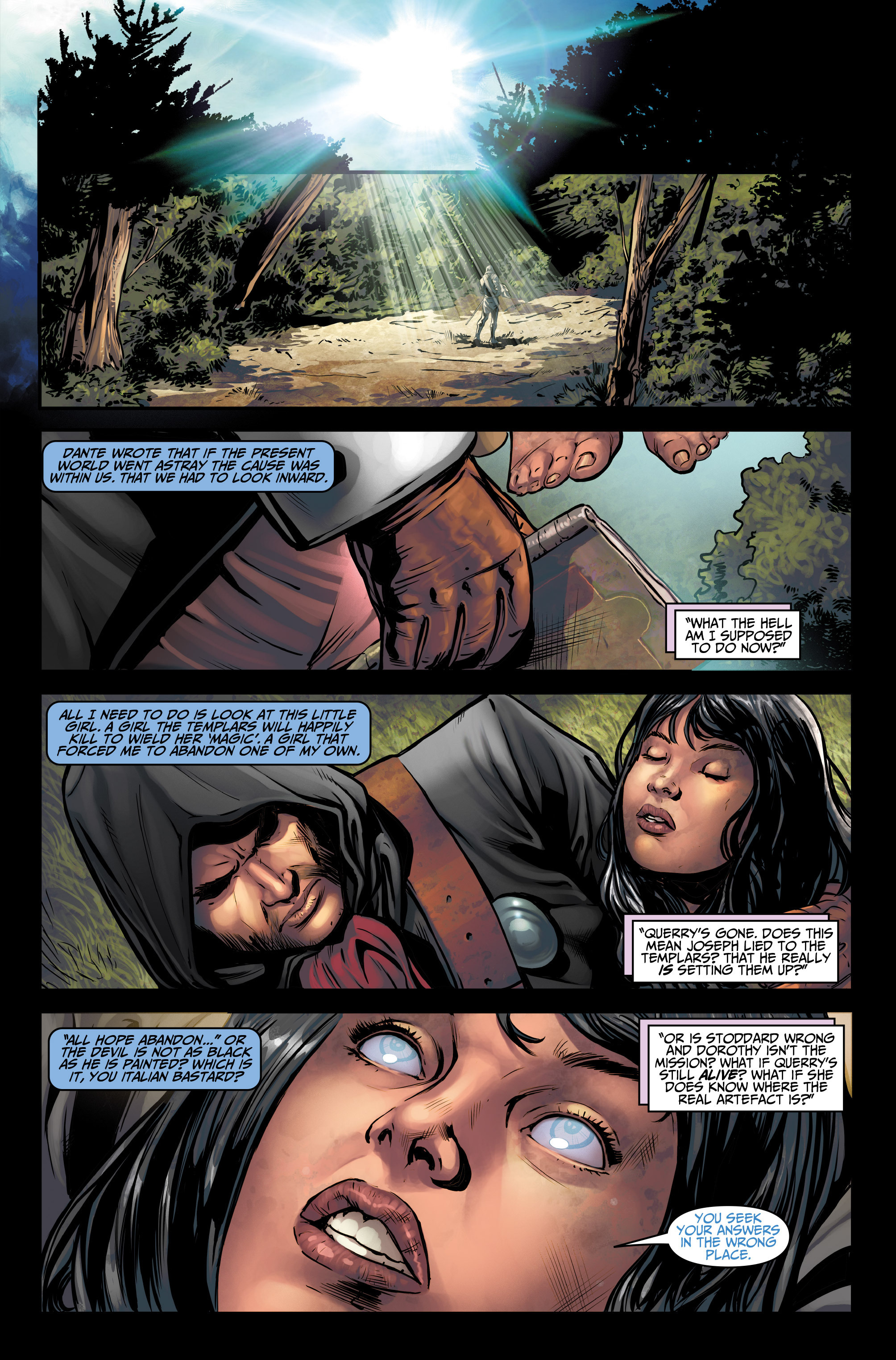 Read online Assassin's Creed (2015) comic -  Issue #3 - 15