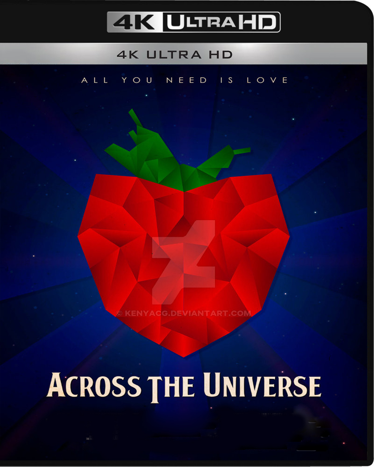 Across the Universe [2007] [UHD] [2160p] [Latino – Castellano]