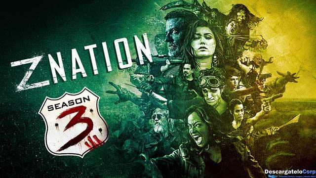 Z Nation Temporada 3 HD Español Latino