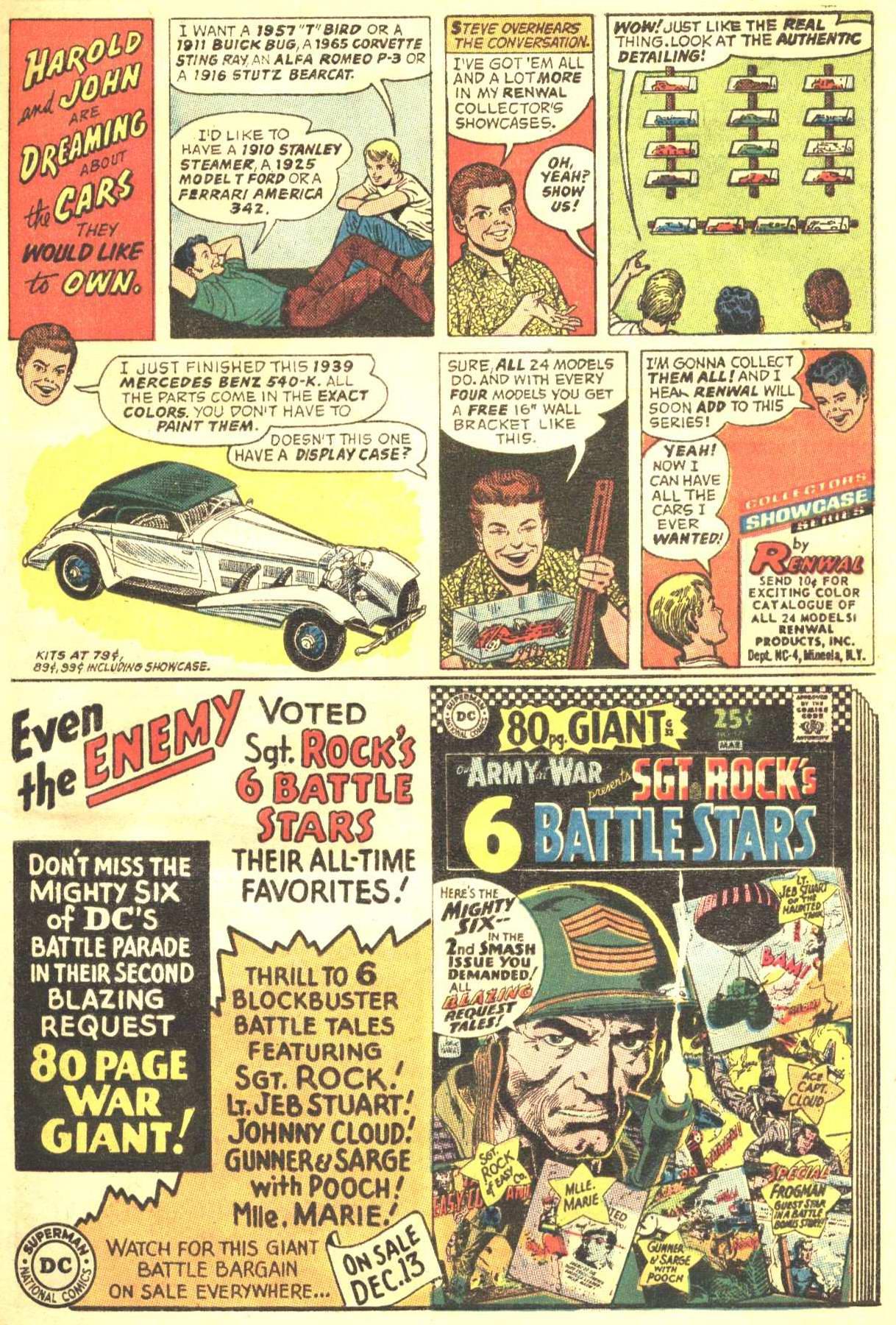 Read online World's Finest Comics comic -  Issue #164 - 9