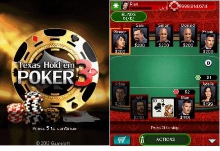 Game java texas holdem poker 128x160 - Graz casino poker